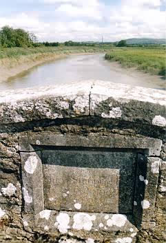 Brücke über den Owengarney River
