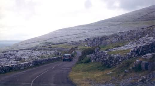 Auf dem Burren