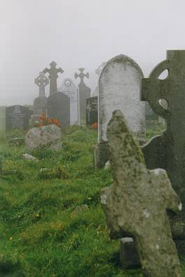 Friedhof auf Kilcatherine