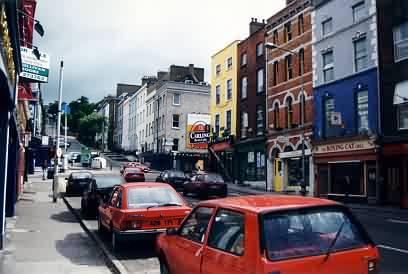 Die Straßen von Cork