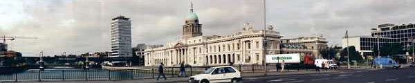 Dublin, Seitenansicht