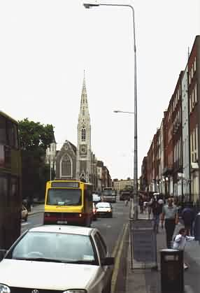 Parnell Square East, Abbey Presbyterian Church