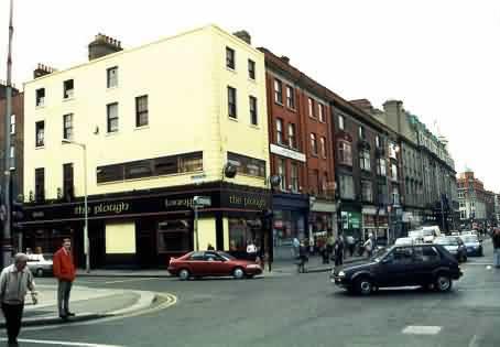 Abbey Street (oder war es Abbey Road...)