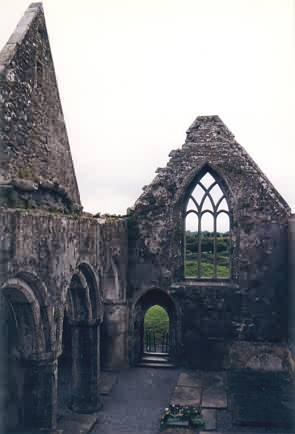 Ross Abbey 2