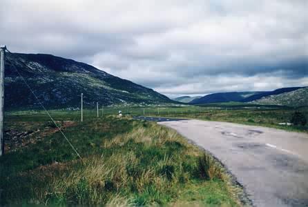 Einsam in Connemara