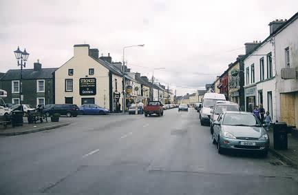 Hauptstraße von Portumna