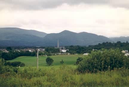 Rückblick auf Killarney