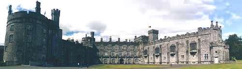 Kilkenny Castle, Innenhof