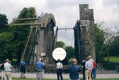 Teleskop, Objektivseite