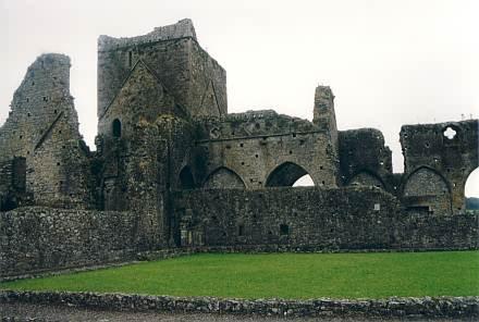 Ruinen der Hore Abbey