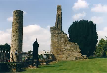 Reste des Klosters