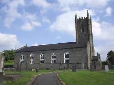 Neue Kirche auf dem Klostergelände