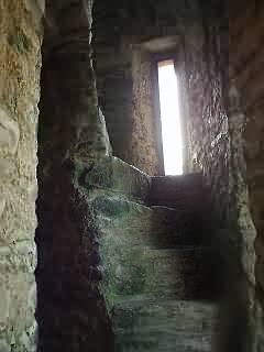 Treppe (!)