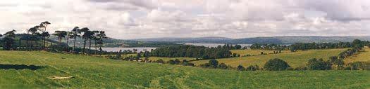 Der südliche Teil des Lough Derg