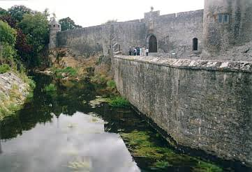 Eingang zum Cahir Castle