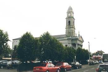 Eine mir leider unbekannte Kirche