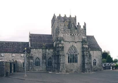 Kirche der Holycross Abbey