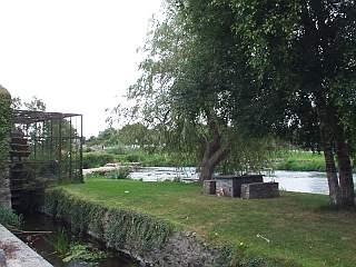 Alte Mühle am Suir