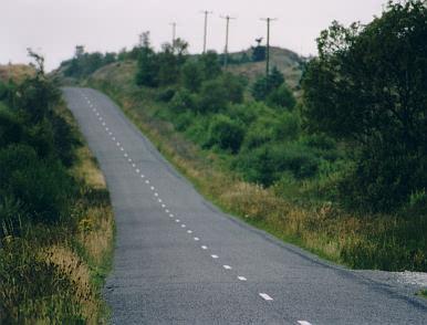 Einsame Landstraße 1
