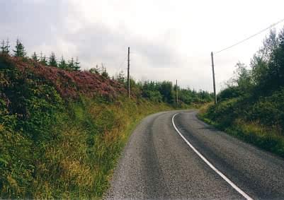 Einsame Landstraße 3