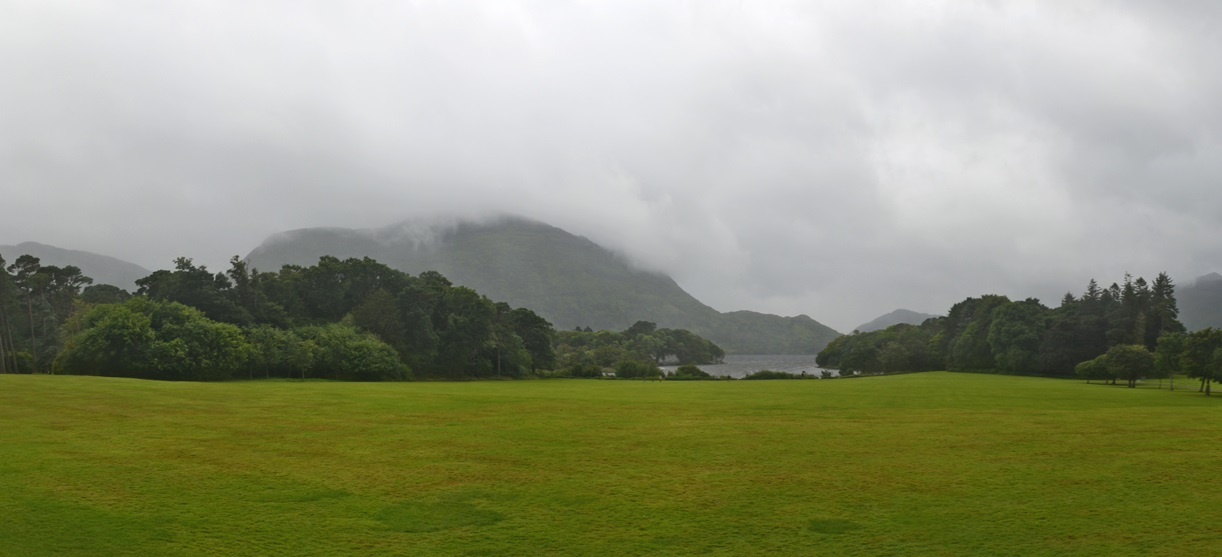 Blick in Richtung Muckross Lake