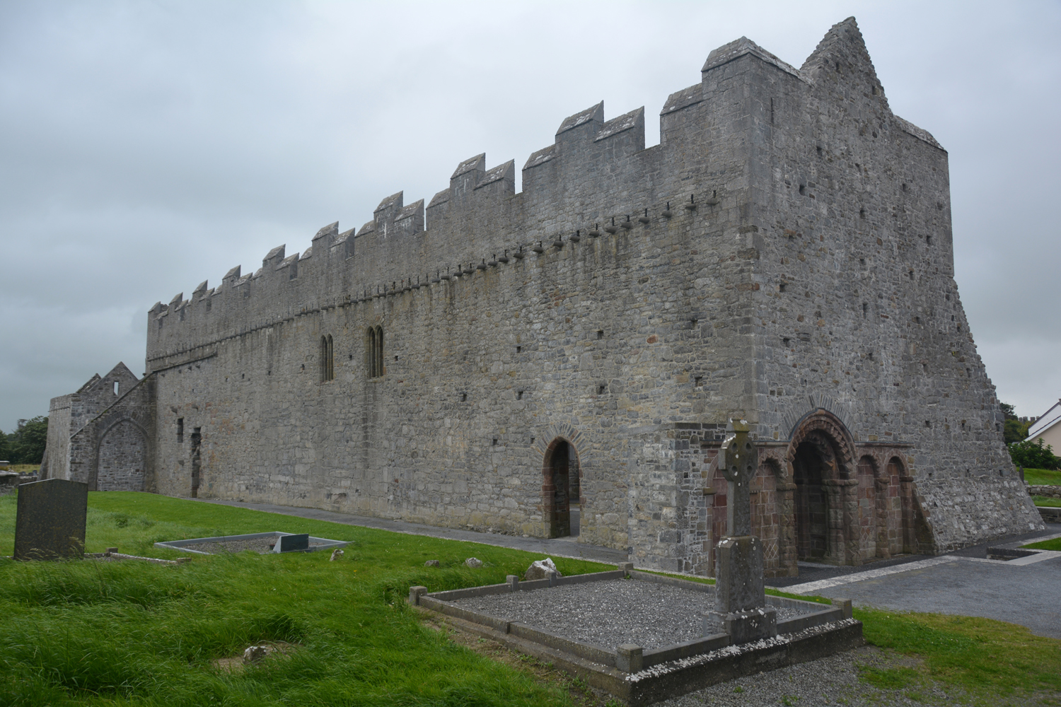 Ardfert Cathedral of St. Brennan