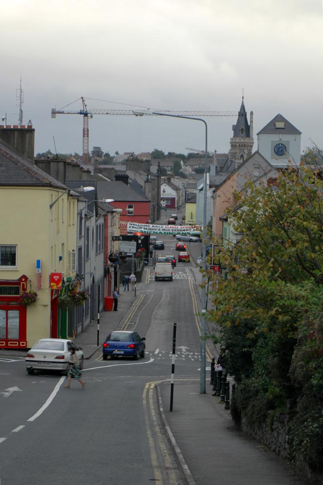 Straßenansicht Sligo