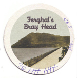 Bierdeckel aus dem Bray Head