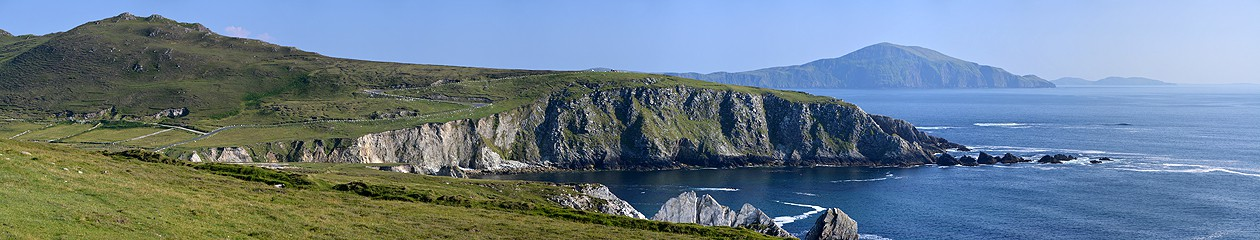 White Cliffs of Ashleam, Achill Island