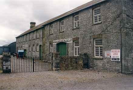Ein Arbeitshaus, heute ein Museum.