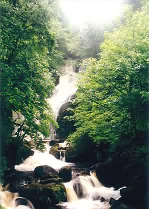 Torc-Wasserfälle