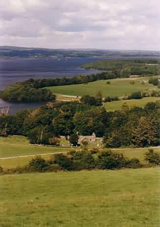 Lough Derg, Blick in nördliche Richtung